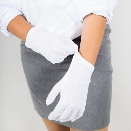 Λευκό γάντι