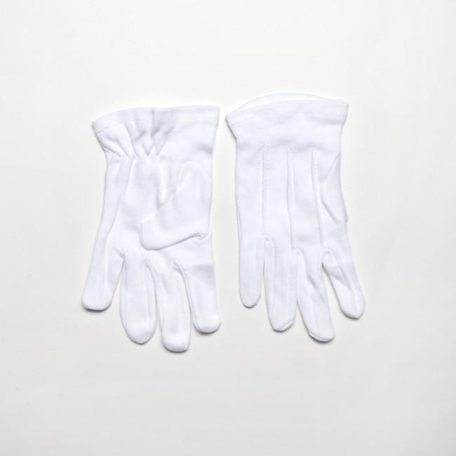 Λευκό γάντι 14cm