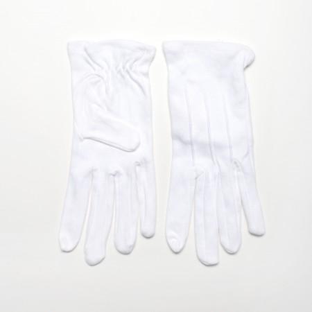 Λευκό γάντι 19cm