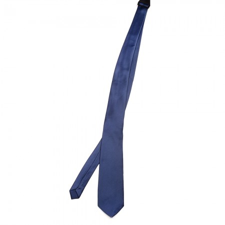 Γραβάτα παρέλασης χρώμα σκούρο μπλέ