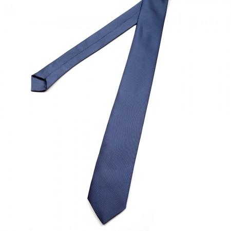 Γραβάτα παρέλασης χωρίς λάστιχο μπλέ