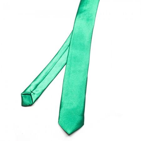 Γραβάτα παρέλασης χωρίς λάστιχο πράσινο
