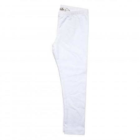 Κολάν βαμβακερό λευκό χρώμα