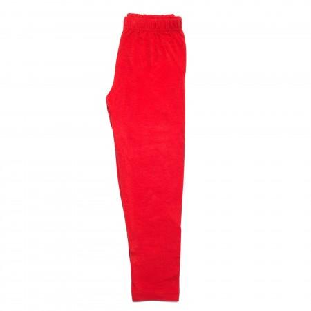 Κολάν βαμβακερό κόκκινο χρώμα
