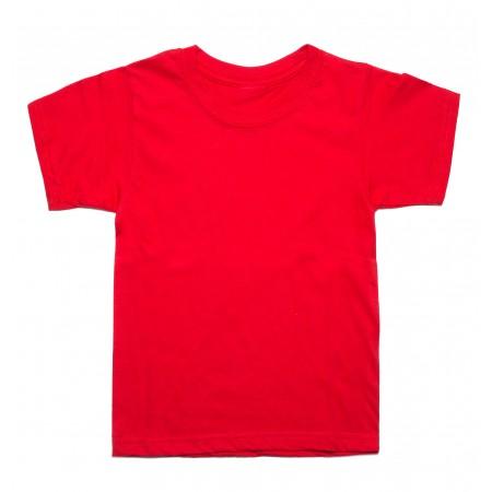 Μπλουζάκι μακό κ/μ κόκκινο