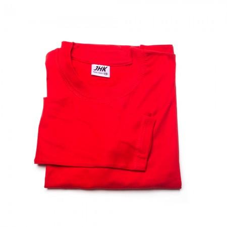 Μπλούζα μακό μ/μ κόκκινο χρώμα