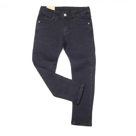 Παντελόνι τζιν για παρέλαση μαύρο (4-16)