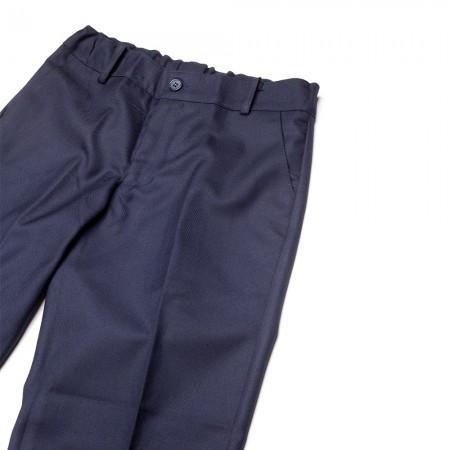 Παντελόνι καπαρτίνα για παρέλαση μπλέ (4-18)