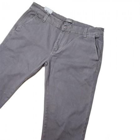 Παντελόνι για παρέλαση καπαρτίνα ελαστική γκρί (28-38)
