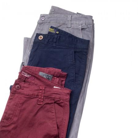 Παντελόνι για παρέλαση καπαρτίνα ελαστική μπορντό (28-38)